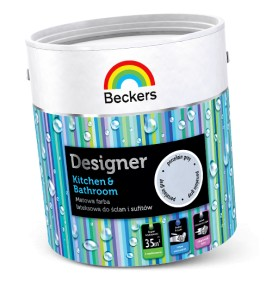 Beckers Designer Kitchen & Bathroom 5L