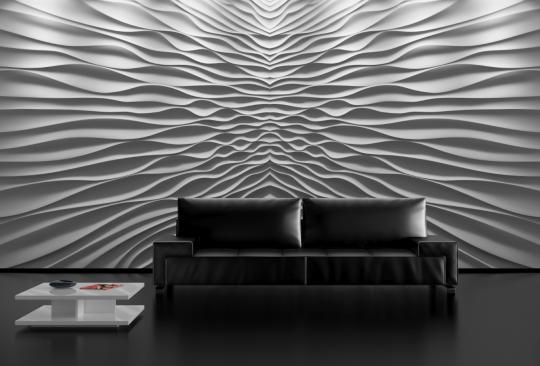 Panel Dekoracyjny 3d Loft Design System Illusion